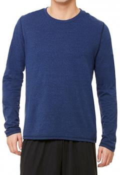 Men`s Performance Triblend Long Sleeve Tee