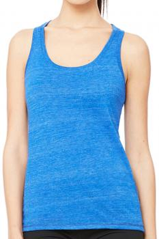 Women`s Performance Triblend Racerback Tank