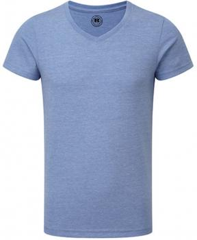 Boys V Neck HD T-Shirt