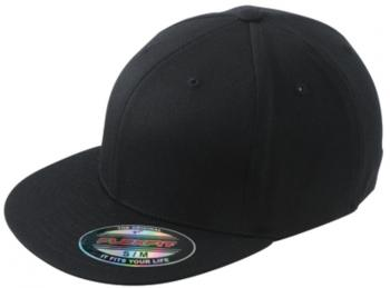 6 Panel Flexfit® Flat Peak Cap