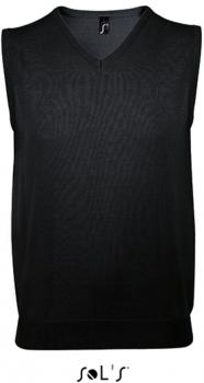 Unisex Sleeveless Sweater Gentlemen