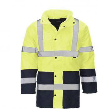 Vizwell High Visibility TrafficJacket