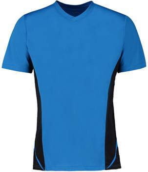 Men`s Team Top V Neck Short Sleeve
