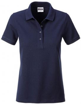 Ladies` Basic Polo