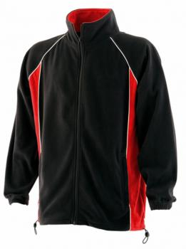 Men`s Piped Microfleece