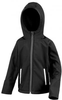 Youth TX Performance Hooded Soft Shell