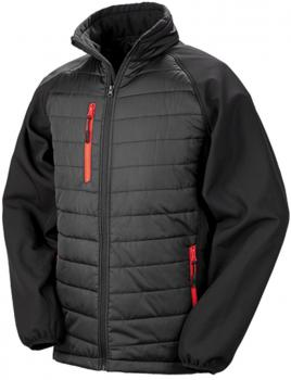 Black Compass Softshell Jacket